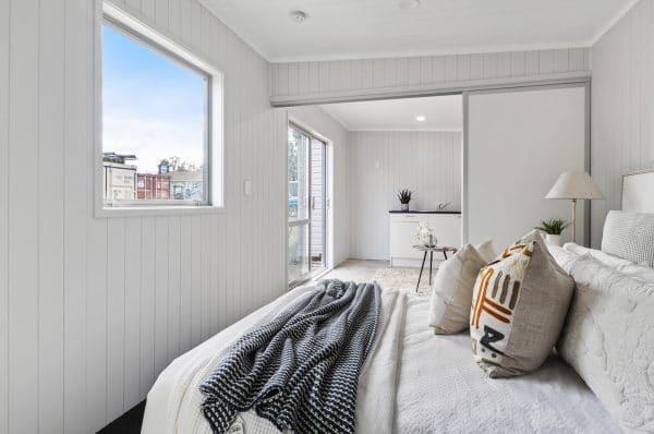 Bedroom in Unit